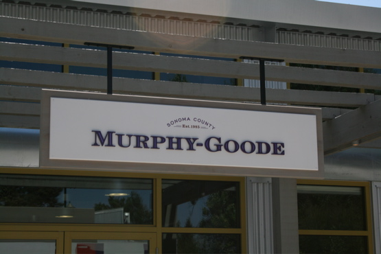 Murphy Goode Tasting Room has a 1.5