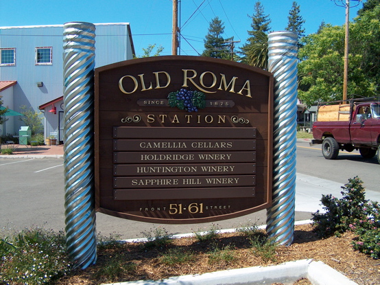 Old Roma 